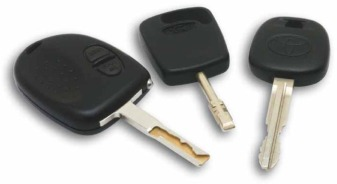 3.Transponder-Keys